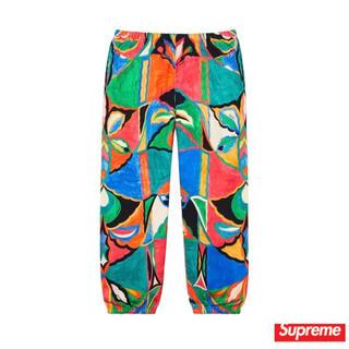 Supreme - Supreme × Emilio Pucci 2021ss スウェットパンツ
