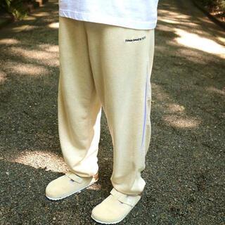 1LDK SELECT - S.F.S Sweat Pants スウェットパンツ オートミール