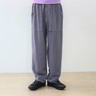 1LDK SELECT - 【探してます】graphpaper 19ss soft cupro baker