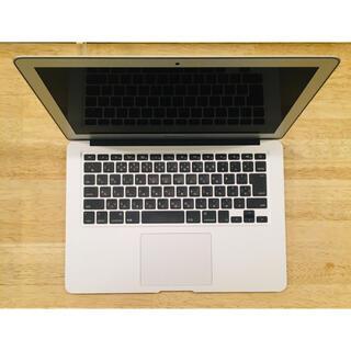 マック(Mac (Apple))のMacBook Air 13インチ Core i5(ノートPC)