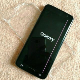 SAMSUNG - 【ジャンク】au Galaxy S7 edge SCV33