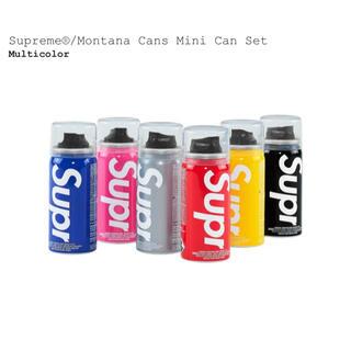 シュプリーム(Supreme)のSupreme Montana Cans Mini Can Set(その他)
