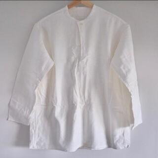 ワンエルディーケーセレクト(1LDK SELECT)の【デッドストック 80s】スリーピングシャツ 50 ロシア軍 ミリタリー(シャツ)