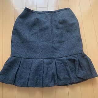 ウノビリエ(unobilie)のunobilie膝丈スカート(ひざ丈スカート)