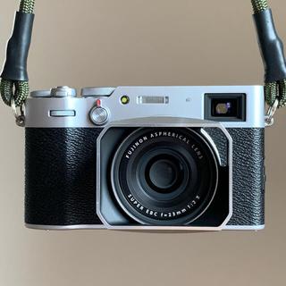 富士フイルム - X100V シルバー