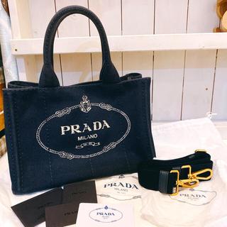 PRADA - 【7月5日まで 】PRADA カパナ Sサイズ