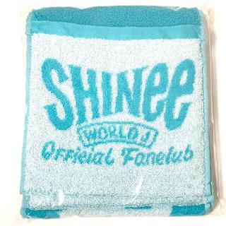 SHINee - 新品‼︎未開封‼︎SHINee FC限定‼︎マフラータオル