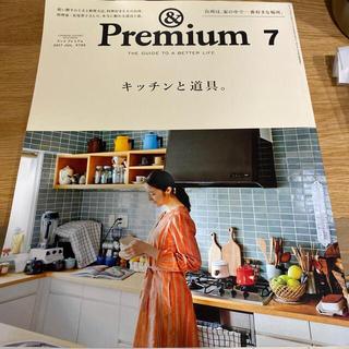 &Premium (アンド プレミアム) 2017年 07月号(ファッション)