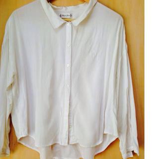 フリークスストア(FREAK'S STORE)のFreak's Store 白シャツ(シャツ/ブラウス(長袖/七分))