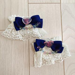 アンジェリックプリティー(Angelic Pretty)のAngelic Pretty Toy Drop お袖とめ jsk リング 靴下(ブレスレット/バングル)