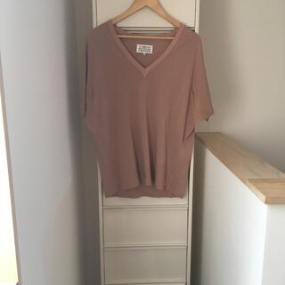 マルタンマルジェラ(Maison Martin Margiela)のマルタンマルジェラ  トップス(Tシャツ(半袖/袖なし))