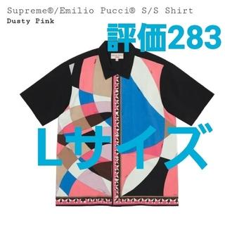 Supreme - Supreme×Emilio Pucci☆ S/S Shirt シャツプッチ