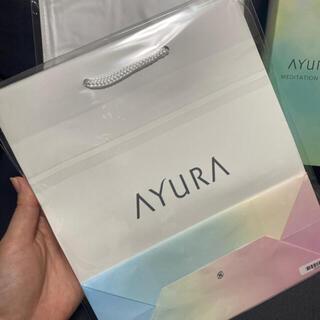 アユーラ(AYURA)のアユーラ ショップ ラッピング セット(ショップ袋)