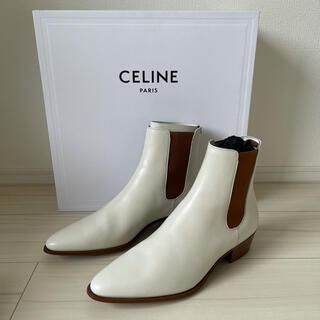 celine - 【かなり希少】CELINE セリーヌ ブーツ 39サイズ