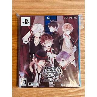 プレイステーションヴィータ(PlayStation Vita)のDIABOLIK LOVERS MORE BLOOD LIMITED V EDI(携帯用ゲームソフト)