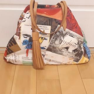ヴィヴィアンウエストウッド(Vivienne Westwood)の激レア viviennewestwood 40周年 回顧展 限定 ヤスミンバッグ(ハンドバッグ)