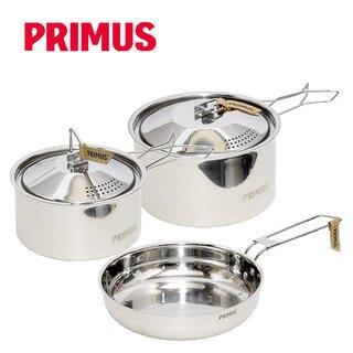 PRIMUS - 【希少】PRIMUS プリムス キャンプファイヤー クックセットS 新品