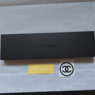 シャネル(CHANEL)のシャネル ノベルティ プラスチックケース(ペンケース/筆箱)