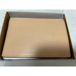 ムジルシリョウヒン(MUJI (無印良品))のパスポートケース 無印良品 新品(旅行用品)