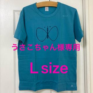 ミナペルホネン(mina perhonen)のミナペルホネン スカイツリー Tシャツ Lサイズ(Tシャツ(半袖/袖なし))