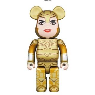 メディコムトイ(MEDICOM TOY)のBE@RBRICK WONDER WOMAN GOLDEN ARMOR 400%(キャラクターグッズ)