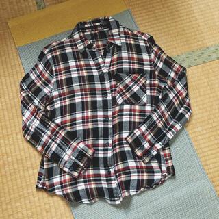 ページボーイ(PAGEBOY)のPAGEBOY チェックシャツ(シャツ/ブラウス(長袖/七分))