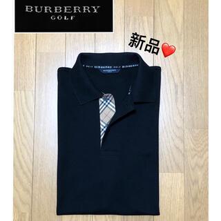 BURBERRY - 新品 バーバリーゴルフ ポロシャツ L