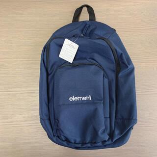 エレメント(ELEMENT)の【リュック バックパック】element(バッグパック/リュック)