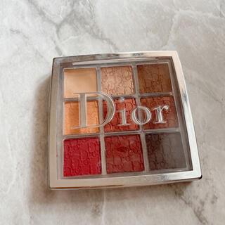 Christian Dior - diorバックステージアイシャドウパレット アンバー