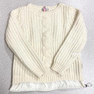 MONCLER - 国内正規品 美品 モンクレール アルパカ ニット セーター クルーネック S!
