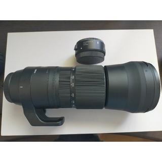 シグマ(SIGMA)のSIGMA 150-600mm F-5-6.3 DG OS HSM Canon(レンズ(ズーム))