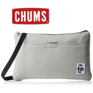 チャムス(CHUMS)の新品タグ付き CHUMS チャムス リバーシブル サコッシュ 定価4180円③(ショルダーバッグ)