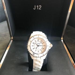 CHANEL - CHANEL/J12/レディース腕時計/