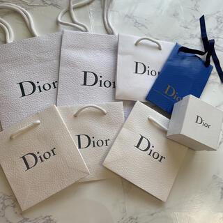 ディオール(Dior)のDior ディオール ショップ袋 箱 セット売り(ショップ袋)
