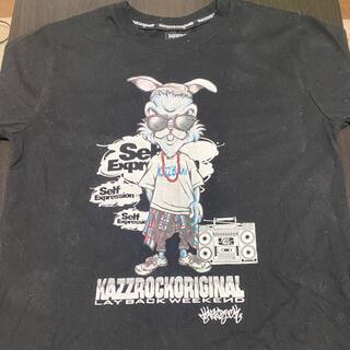 カズロックオリジナル(KAZZROCK ORIGINAL)のkazzrock original Tシャツ M(Tシャツ/カットソー(半袖/袖なし))