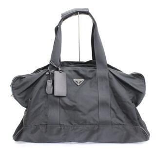 プラダ(PRADA)の612a> PRADA プラダ ナイロン ボストンバッグ 旅行バッグ(ボストンバッグ)