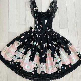 アンジェリックプリティー(Angelic Pretty)のAngelic Pretty Decoration Dream スカート jsk(ひざ丈スカート)