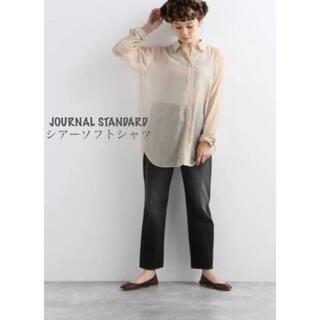JOURNAL STANDARD - JOURNAL STANDARD シアーソフト シャツ