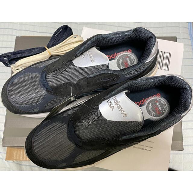 New Balance(ニューバランス)のKITH RONNIE FIEG × NEW BALANCE M990V3 メンズの靴/シューズ(スニーカー)の商品写真