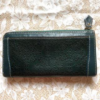 ダコタ(Dakota)のDakota フィオラL字ファスナー長財布  中古品(財布)
