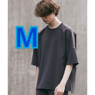 アタッチメント(ATTACHIMENT)のATTACHMENT × WYM IRREGULAR SLEEVE RELAXT(Tシャツ/カットソー(半袖/袖なし))