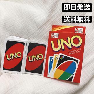 【最安値】UNO ウノ カードゲーム 新品(トランプ/UNO)