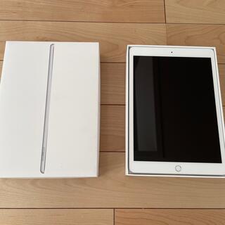 Apple - 超美品 iPad 第7世代 32GB WiFi モデル シルバー