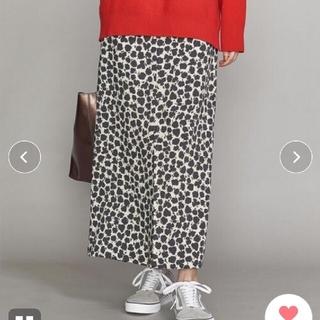 ビューティアンドユースユナイテッドアローズ(BEAUTY&YOUTH UNITED ARROWS)のユナイテッドアローズ 新品未使用スカート(ロングスカート)
