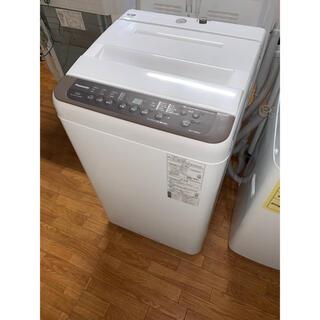 パナソニック(Panasonic)の(洗浄・検査済み)Panasonic 洗濯機 7.0kg 2020年製(洗濯機)