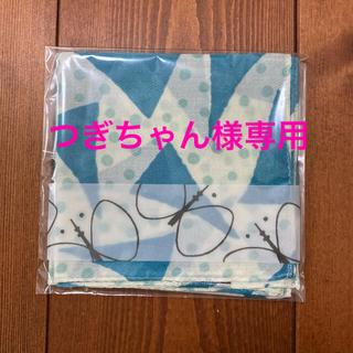 ミナペルホネン(mina perhonen)のつぎちゃん様専用ミナペルホネン スカイツリー ハンカチ 3枚セット(ハンカチ)