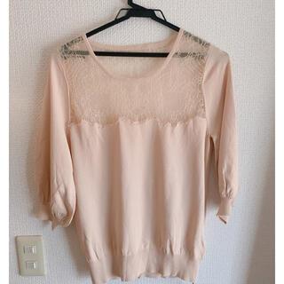 ダブルスタンダードクロージング(DOUBLE STANDARD CLOTHING)のダブルスタンダードクロージング サマーニット(ニット/セーター)
