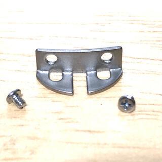 ニコン(Nikon)のオートニッコールレンズ の カニ爪とビス(レンズ(単焦点))