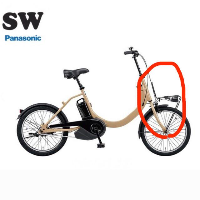 Panasonic(パナソニック)のPanasonic 電動自転車 SW パーツ スポーツ/アウトドアの自転車(パーツ)の商品写真