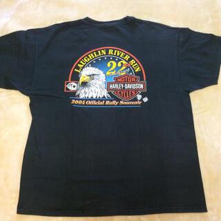ハーレーダビッドソン(Harley Davidson)のハーレー Tシャツ 古着 アメリカ製(Tシャツ/カットソー(半袖/袖なし))
